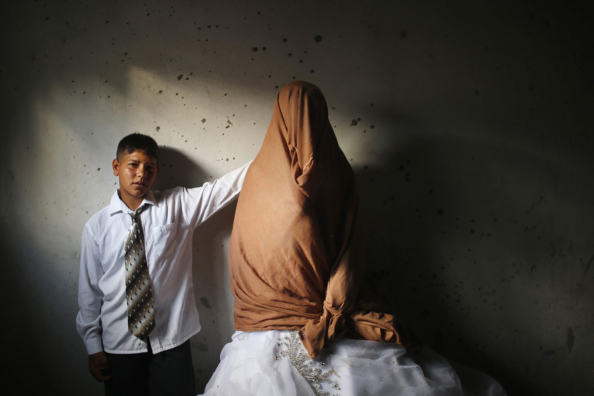 Skeptic Society Magazine Child Marriage and Religion