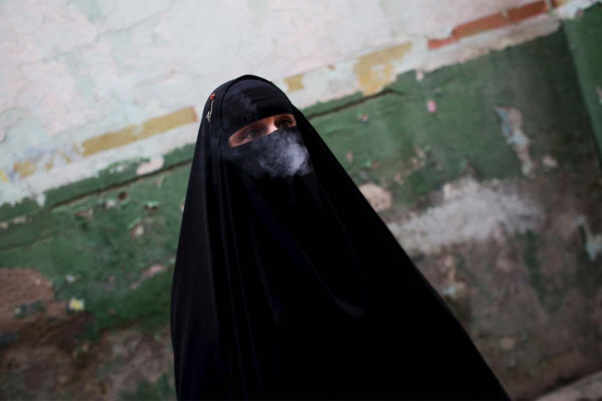 Skeptic Society Magazine Morocco to Ban Sale of Burqas